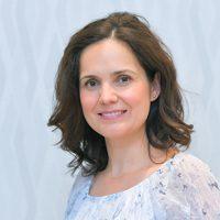 Photo of Dr. Doris Vengjen