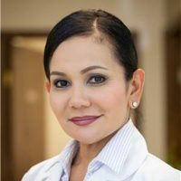 Photo of Dr. Marivic C. Agoncillo