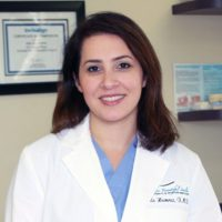 Photo of Dr. Leila Hamraz