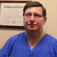 Photo of Dr. Leon Zingerman