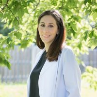 Photo of Dr. Amira Greiss