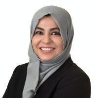 Photo of Dr. Nadia Awais