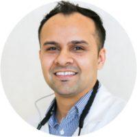 Photo of Dr. Salman Javed