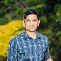 Photo of Dr. Mayank Saxena