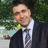 Photo of Dr. Moutih Rajoub