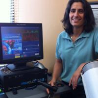 Photo of Dr. Celia Pires, B.PHE., B.Sc., D.C.