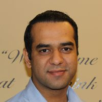 Photo of Dr. Hasan Ahmed