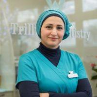 Photo of Dr. Rana Mahmoud