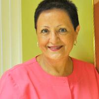 Photo of Dr. Mariana Marcarian