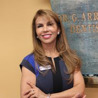 Photo of Dr. Guadalupe Arrieta