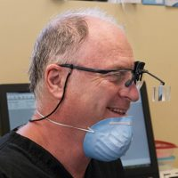Photo of Dr. Leon Treger