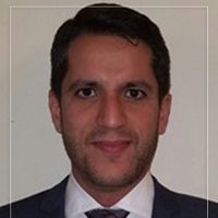 Photo of Dr. Rafi Rafiee