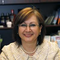 Photo of Dr. Nadia Lewis