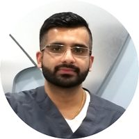 Photo of Dr. Harpreet Gill