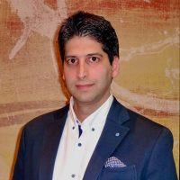 Photo of Dr. Saman Jomehri