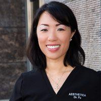 Photo of Dr. Angelina Fu