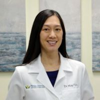 Photo of Dr. May Liu