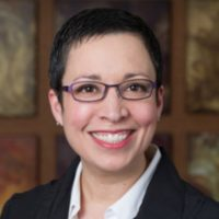 Photo of Dr. Hilda Meza-Thompson