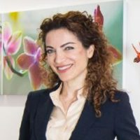 Photo of Dr. Farah Sefidvash