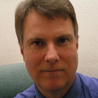 Photo of Dr. Paul Stephen Johnson