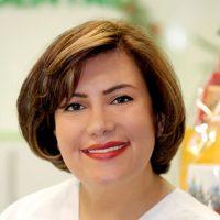 Photo of Dr. Laleh Rahmani
