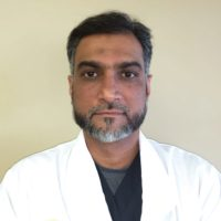 Photo of Dr. Abrar Charolia