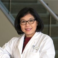 Photo of Dr. Lucia Tanzil