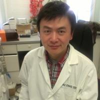 Photo of DR. Hu Zhao