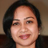 Photo of Dr. Brinda Nair