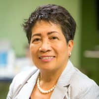 Photo of Dr. Irma Alcantara Francisco