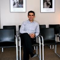 Photo of Dr. Ali Ipchilar