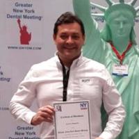Photo of Dr. Gustavo N. Mongelos
