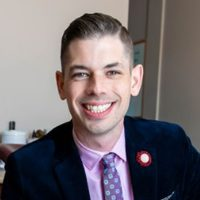 Photo of Dr. Kyle Hornby