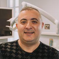 Photo of Dr. Mo Qanbar Agha
