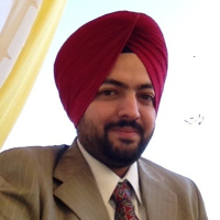 Photo of Mr. Bikramjeet Saini