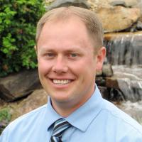 Photo of Dr. Aaron J. Bushong, DDS