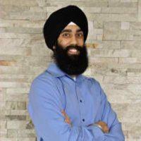 Photo of Dr. Saajan Saggu