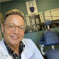 Photo of Dr. Daniel Mug