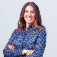 Photo of Dr. Andrea Gelinas