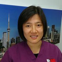 Photo of Dr. Flora Zhang