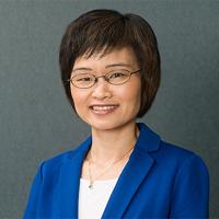 Photo of Dr. Lisa Wang
