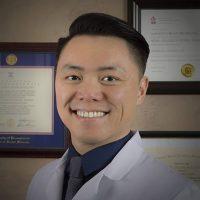 Photo of Dr. Vincent Huang
