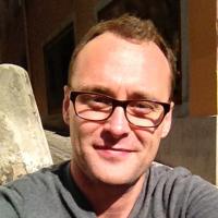 Photo of Dr. Arnaud Versluys
