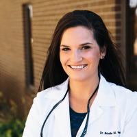 Photo of Dr. Brielle Mary Renz