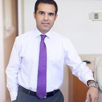 Photo of Omid Farahmand