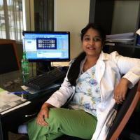 Photo of Dr. Nisha