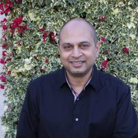 Photo of Dr. Sarju B. Patel