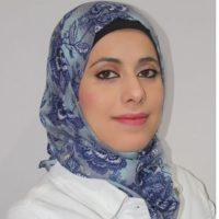 Photo of Dr. Raghda Abusultan