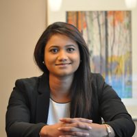 Photo of Dr. Pavithra Sadanandan