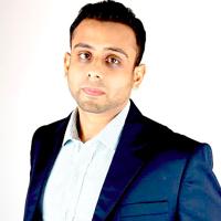 Photo of Dr. Saj Sheth